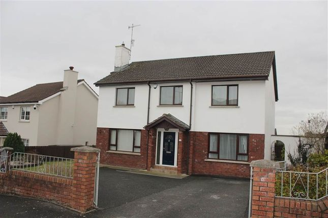 Thumbnail Detached house for sale in 25 Bramblewood, Bessbrook