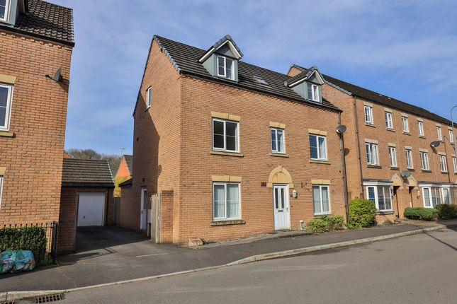 Thumbnail Detached house for sale in Arudur Hen, Radyr, Cardiff
