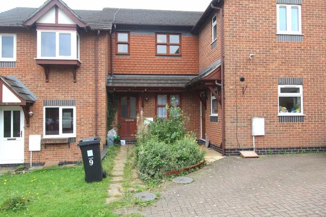2 bed terraced house for sale in Gallivan Close, Little Stoke, Bristol BS34