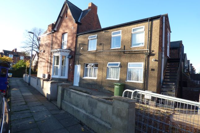 Thumbnail Flat to rent in Abbey Drive East, Grimsby