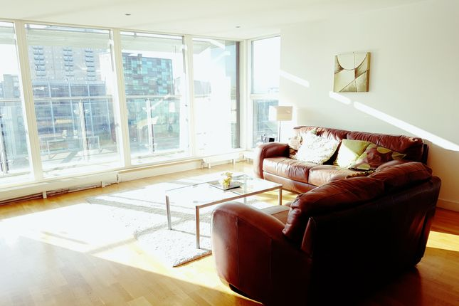 Flat To Rent In The Quays Salford