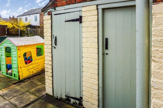 Outbuildings of Shobnall Street, Burton-On-Trent DE14