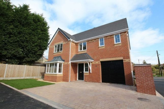 Detached house for sale in Main Road, Wrinehill, Crewe