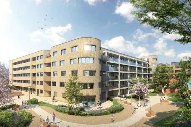 1 bed flat for sale in Manor Place Depot, London SE17