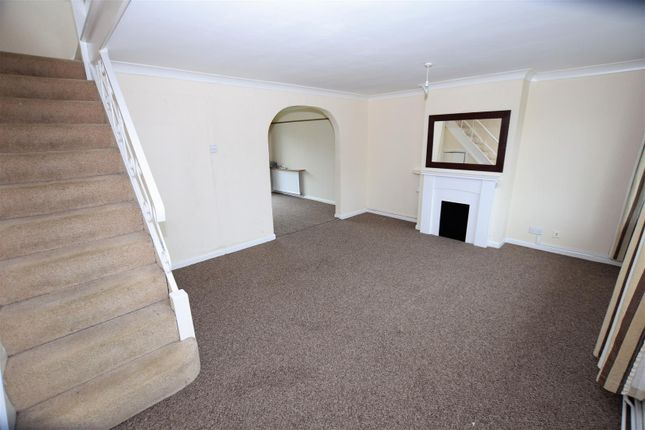 Thumbnail Semi-detached house to rent in Cardigan Close, Tonteg, Pontypridd