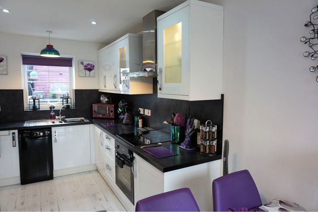 Kitchen of Duns Crescent, Dundee DD4