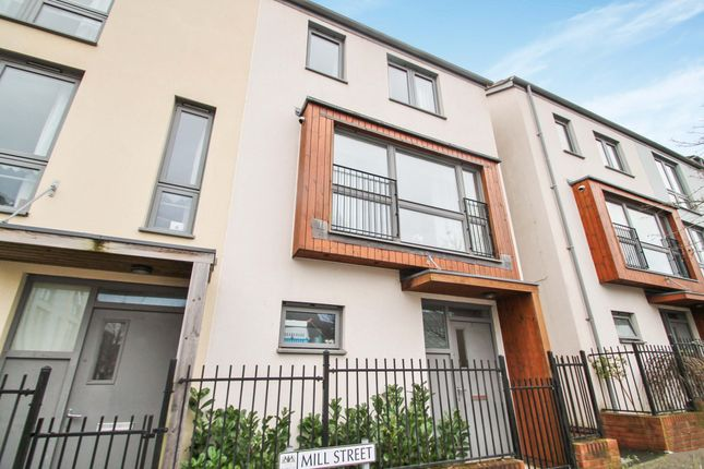 Thumbnail End terrace house for sale in Mill Street, Devonport, Plymouth
