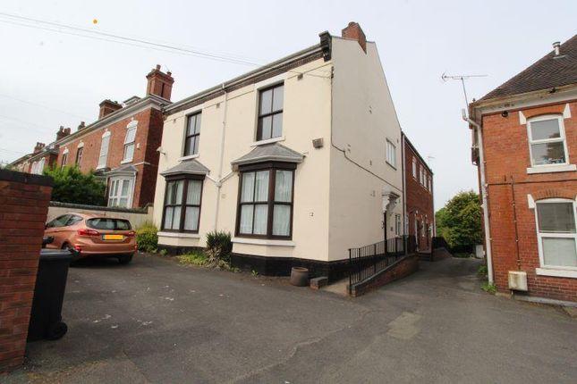 Thumbnail Flat to rent in Worcester Street, Stourbridge