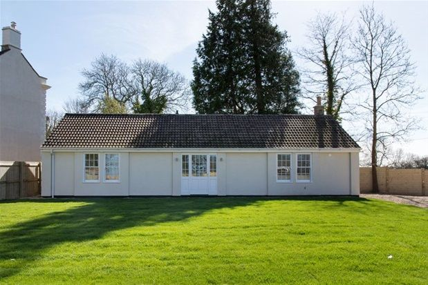 Thumbnail Detached bungalow for sale in Chilcompton, Somerset