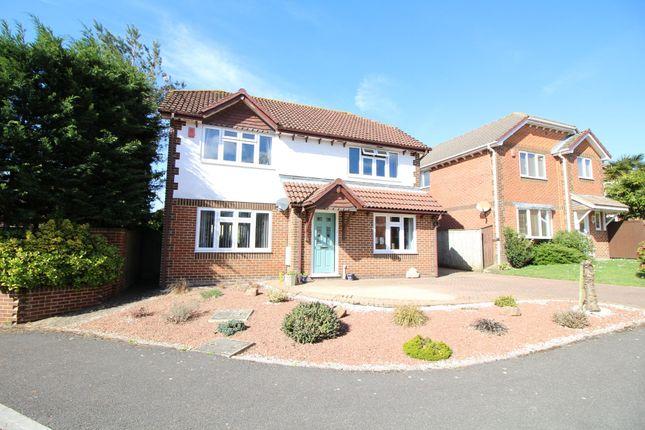 Thumbnail Detached house for sale in Landers Reach, Lytchett Matravers, Poole