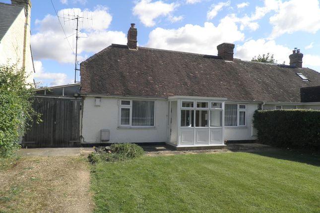 Thumbnail Semi-detached bungalow to rent in Woodstock Road, Yarnton, Kidlington