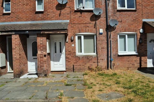 Thumbnail Flat for sale in Kelso Close, Liverpool