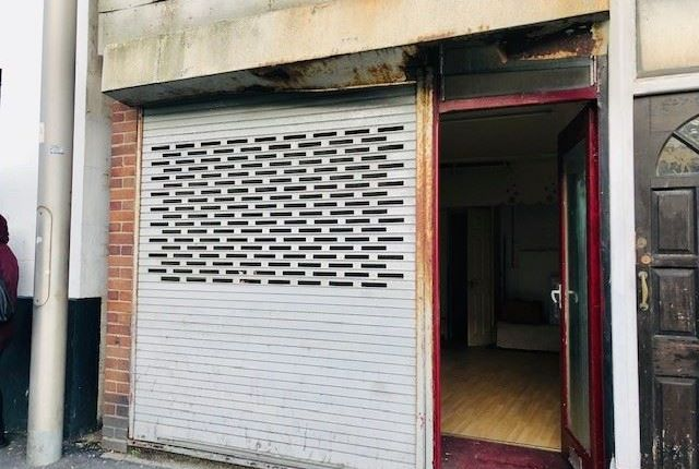 Retail premises for sale in Central Drive, Blackpool