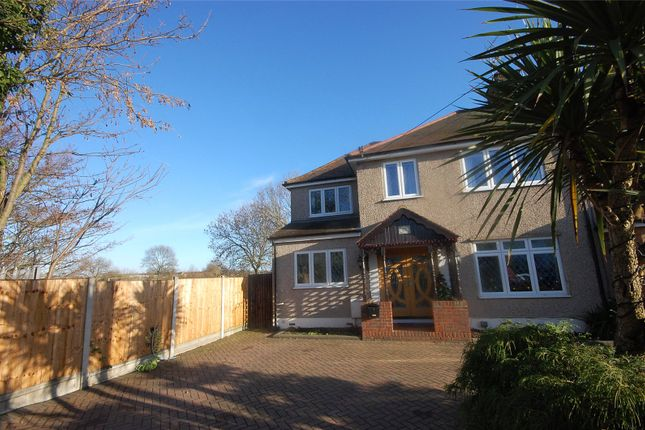 4 bed semi-detached house for sale in Manor Road, Stanford-Le-Hope, Essex