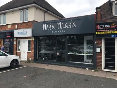 Thumbnail Retail premises to let in 184B Chester Road, Streetly, Sutton Coldfield