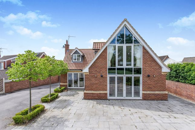 Thumbnail Detached house for sale in Sycamore Crescent, Bawtry, Doncaster