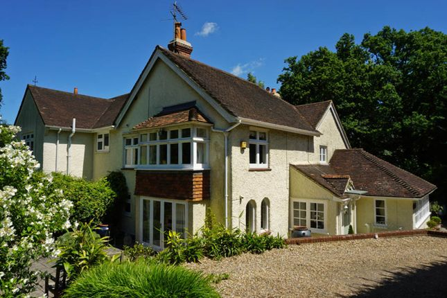 Thumbnail Semi-detached house for sale in Frensham Road, Farnham