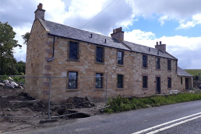 Thumbnail Detached house for sale in Howgate, Penicuik, Midlothian