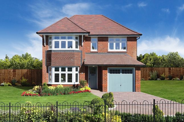 Thumbnail Detached house for sale in Sophia Drive, Warrington