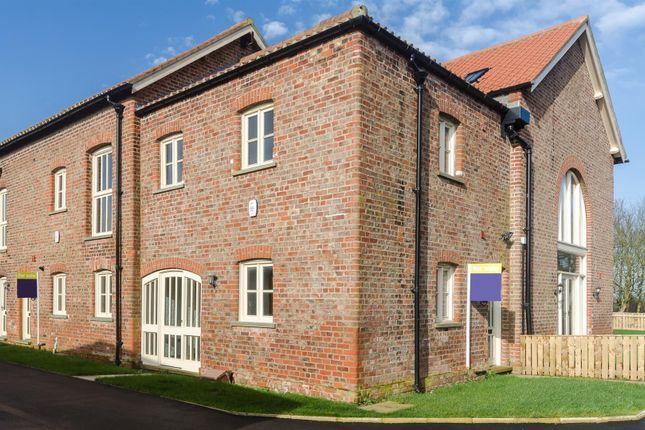 Thumbnail Barn conversion to rent in Daisy Cottage, Enholmes Lane, Patrington