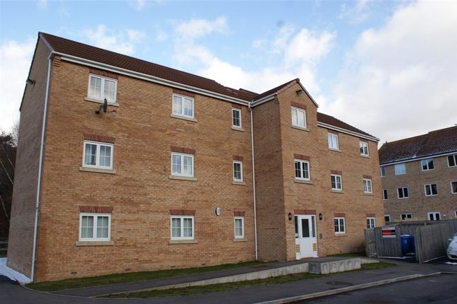 Thumbnail Flat to rent in Cairngorm Drive, Mansfield