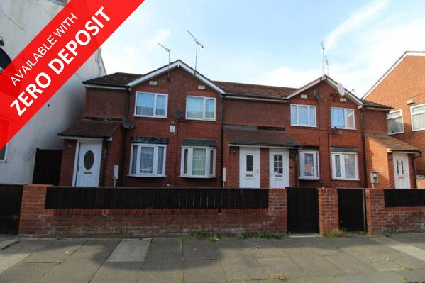 Thumbnail End terrace house to rent in Marlow Street, Blyth