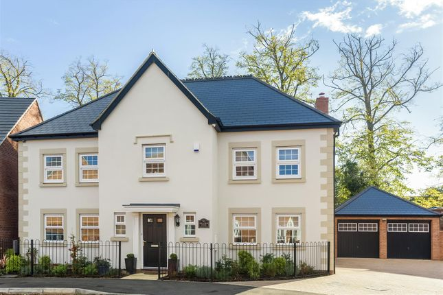 Thumbnail Detached house for sale in Roebuck Road, Bishopton, Stratford-Upon-Avon