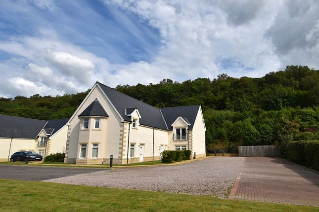 Thumbnail 2 bed flat for sale in Glenloch View, Achintore Road, Fort William