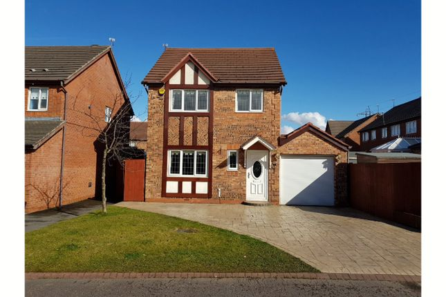 Thumbnail Detached house for sale in Campbell Crescent, Liverpool