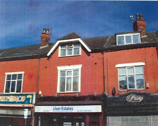 2 bed flat to rent in Priory Road, Liverpool