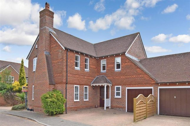 Thumbnail Detached house for sale in Townsend Square, Kings Hill, West Malling, Kent
