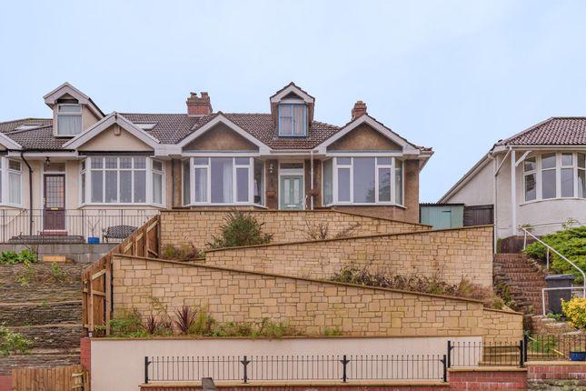 Thumbnail Semi-detached house for sale in Cairns Road, Westbury Park, Bristol