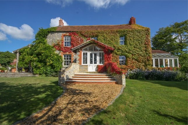 Thumbnail Detached house for sale in Snowdrop Farm, Heath House, Wedmore, Somerset