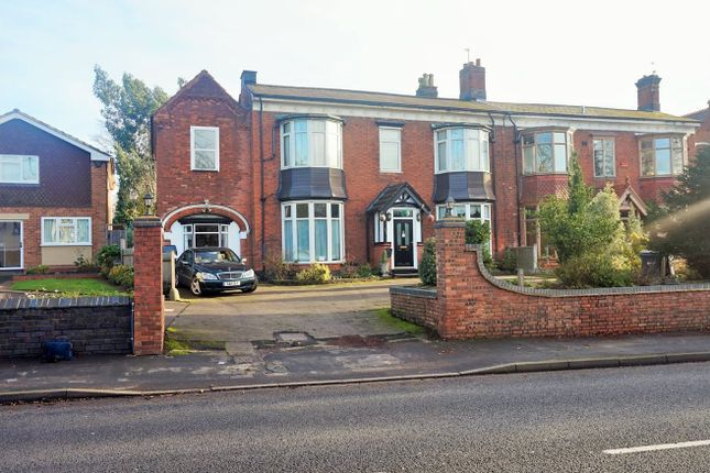 Thumbnail Semi-detached house for sale in Birmingham Road, Sutton Coldfield