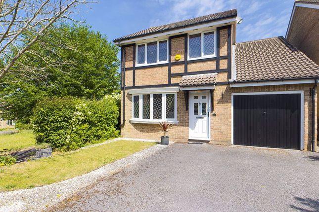Thumbnail Detached house to rent in Watling End, Basingstoke
