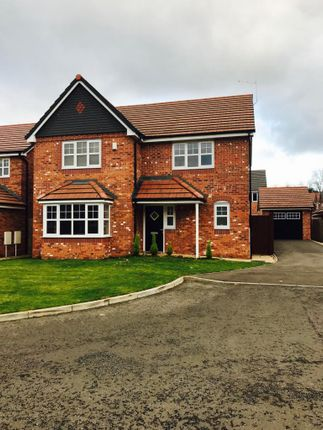 4 bed detached house to rent in Bridestones Place, Congleton