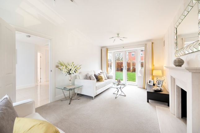 Thumbnail Detached house for sale in John Campbell Close, Off Brockhall Road, Flore