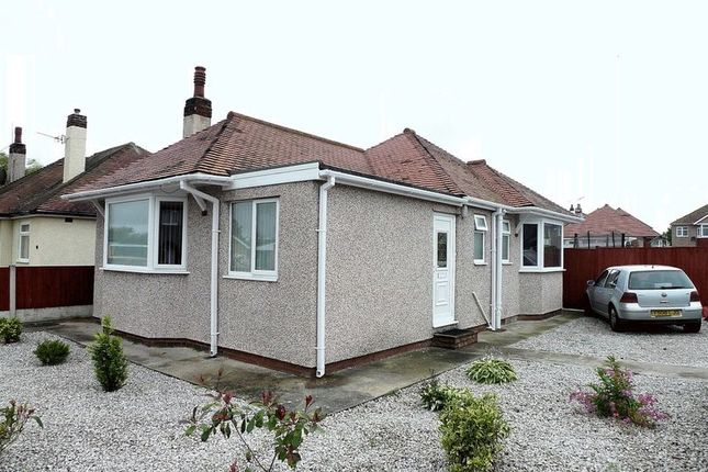 Thumbnail Detached bungalow to rent in Lynton Walk, Off Rhyl Coast Road, Rhyl