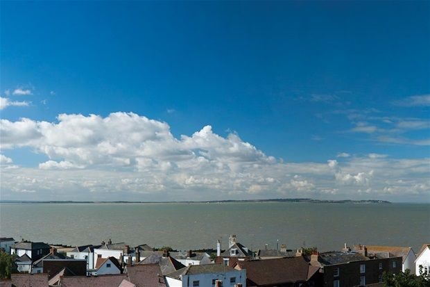 Thumbnail Flat for sale in High Street, Whitstable
