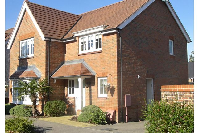 Thumbnail Detached house for sale in Field Drive, Crawley