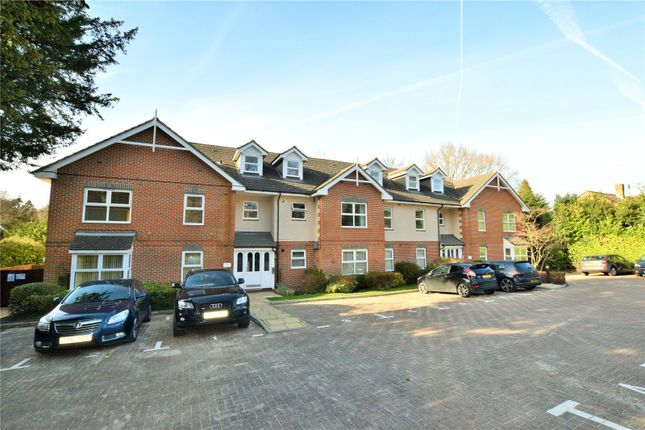 Thumbnail Flat for sale in Petworth Court, 62-64 Portsmouth Road, Camberley, Surrey