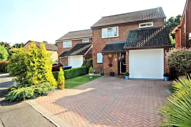 Thumbnail Detached house for sale in Goldsworth Park, Woking, Surrey