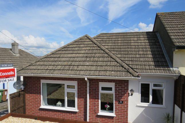 Thumbnail Semi-detached bungalow for sale in Belle Vue Avenue, Plymouth