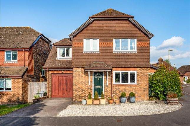 Thumbnail Detached house for sale in Oak Hill, Alresford, Hampshire