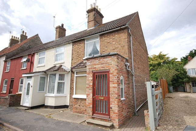 Thumbnail End terrace house to rent in Victoria Street, Billingborough