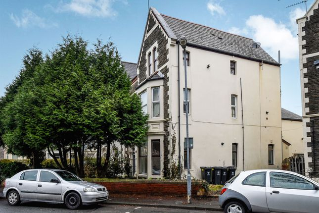 Thumbnail Flat for sale in St Johns Crescent, Canton, Cardiff
