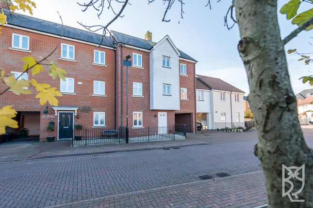 Thumbnail Terraced house for sale in Corunna Drive, Colchester, Colchester