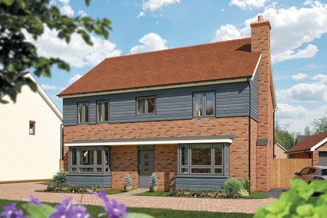 "Thumbnail Detached house for sale in ""The Lime"" at Fields Road, Wootton, Bedford"