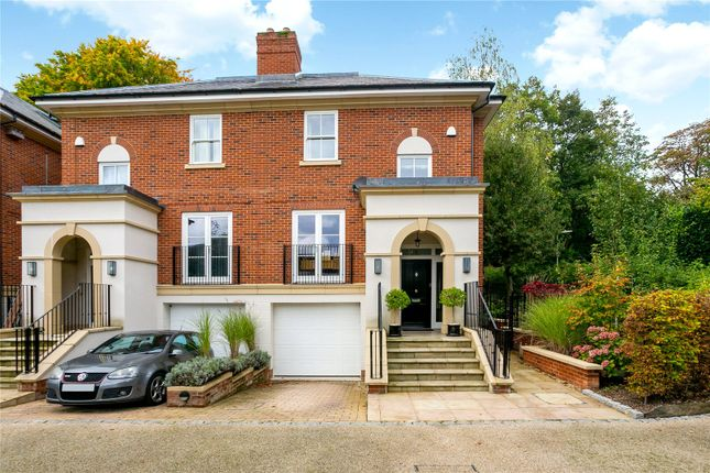 Thumbnail End terrace house for sale in Rooksacre, Lankhills Road, Winchester, Hampshire