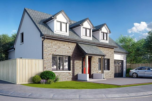 Thumbnail Detached house for sale in Pludds Meadow, Laugharne, Carmarthen